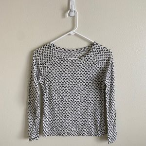 LOFT sweater/sweatshirt
